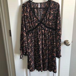 Boho style casual dress
